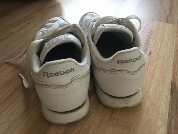 Białe buty Reebok 38 w Sportowe Szafa.pl