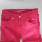 Czerwone spodnie STRADIVARIUS