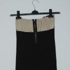 sukienka stradivarius wstawki m s