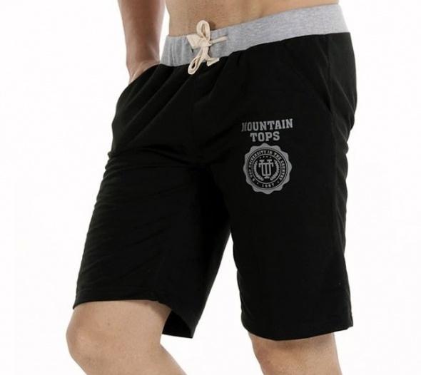 Krótkie spodnie sportownie siłownia plaża