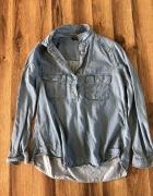 Massimo Dutti koszula jeansowa 42...