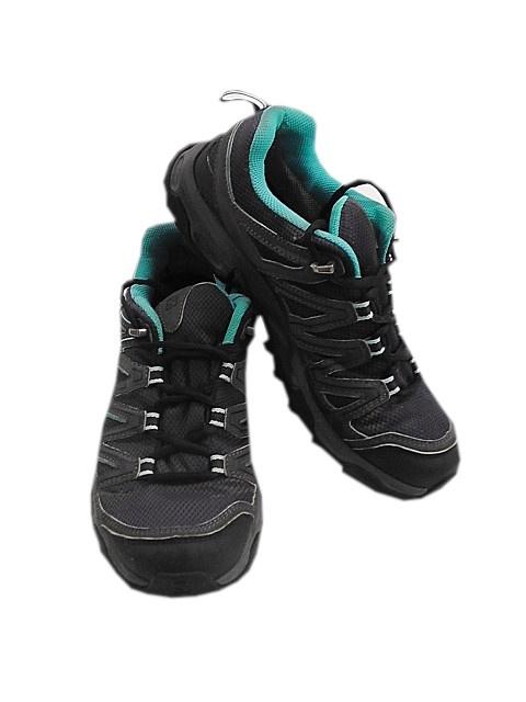 SALOMON goretex trekkingowe damskie buty rozm 40 dł wkł 257 cm