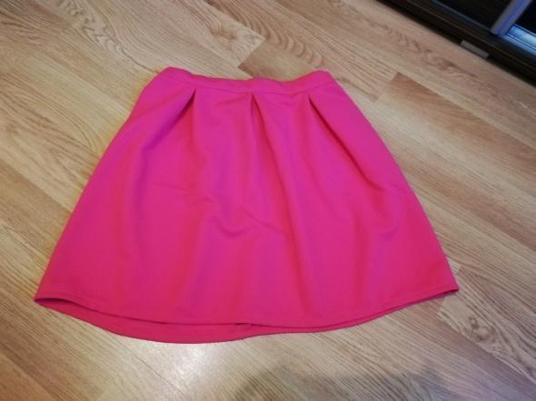 Spódnice Różowa neonowa spódniczka