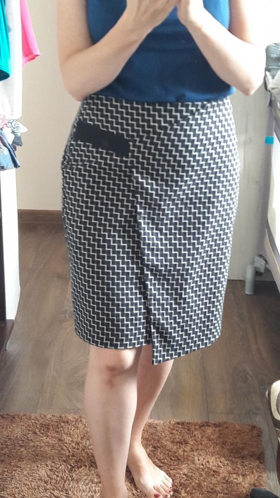 Spódnice Bardzo elegancka asymetryczna spódniczka