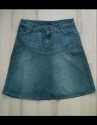 Spódnica jeans HM M...