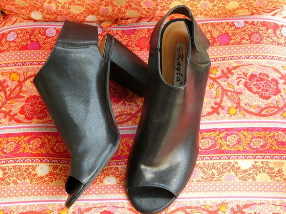 Botki Botki sandały Kayla 41