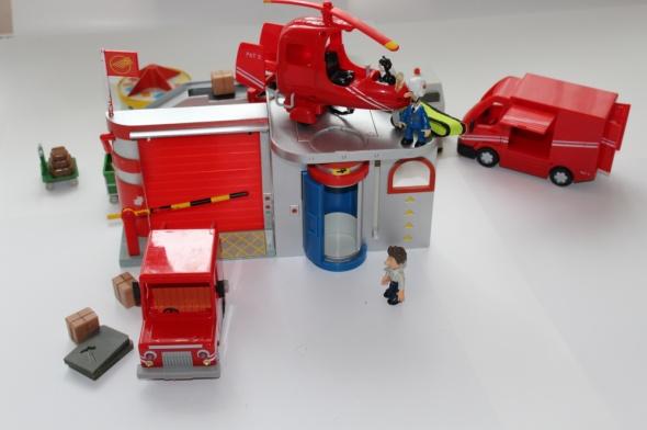 Zabawki Listonosz Pat miasteczko