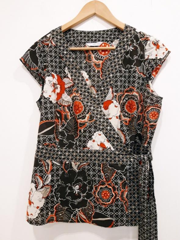 bluzka New Look 42 z cekinami...