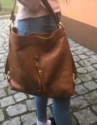 Skórzana torebka Vanezia...