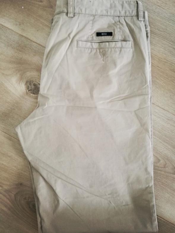 Oryginalne Męskie Spodnie Hugo Boss XL...