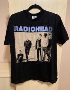 Koszulka Radiohead czarna...