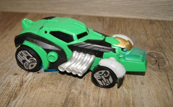 Auto pojazd Transformers świeci dźwięki...