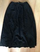 czarna spódnica XL XXL XXXL...
