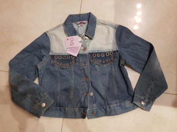 Katana jeansowa dla dziewczynki włoskiej firmy OVS