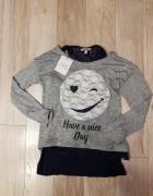 Bluzeczka dla dziewczynki...