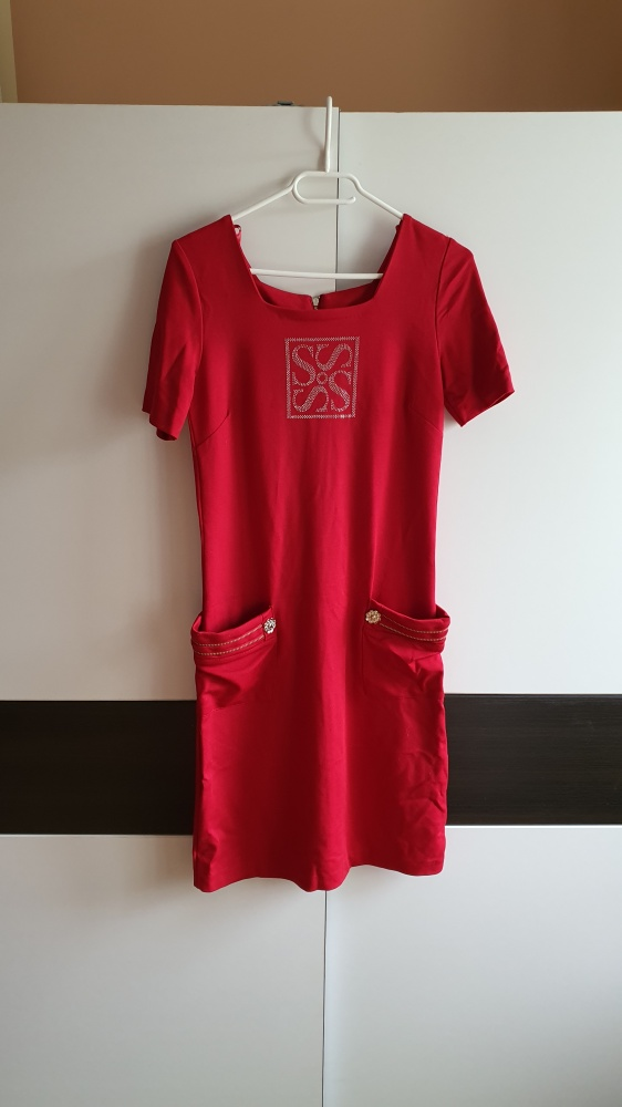 Nowa sukienka Sabra S