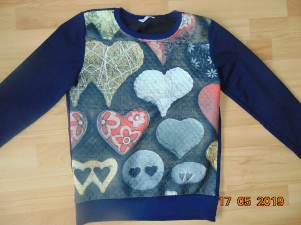 Bluzki Bluzka serca