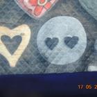 Bluzka serca
