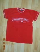 tshirt sportowy czerwony rozm L 40...