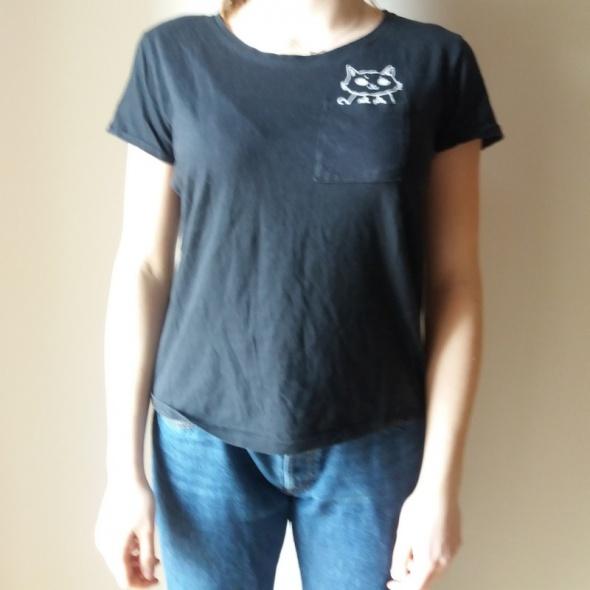 T-shirt koszulja sinsay M