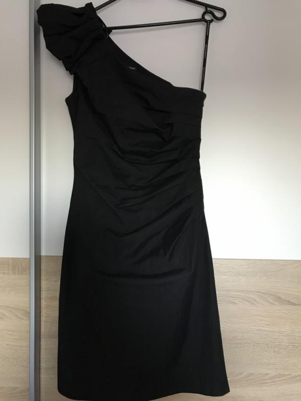 Suknie i sukienki Sukienka czarna śliczna