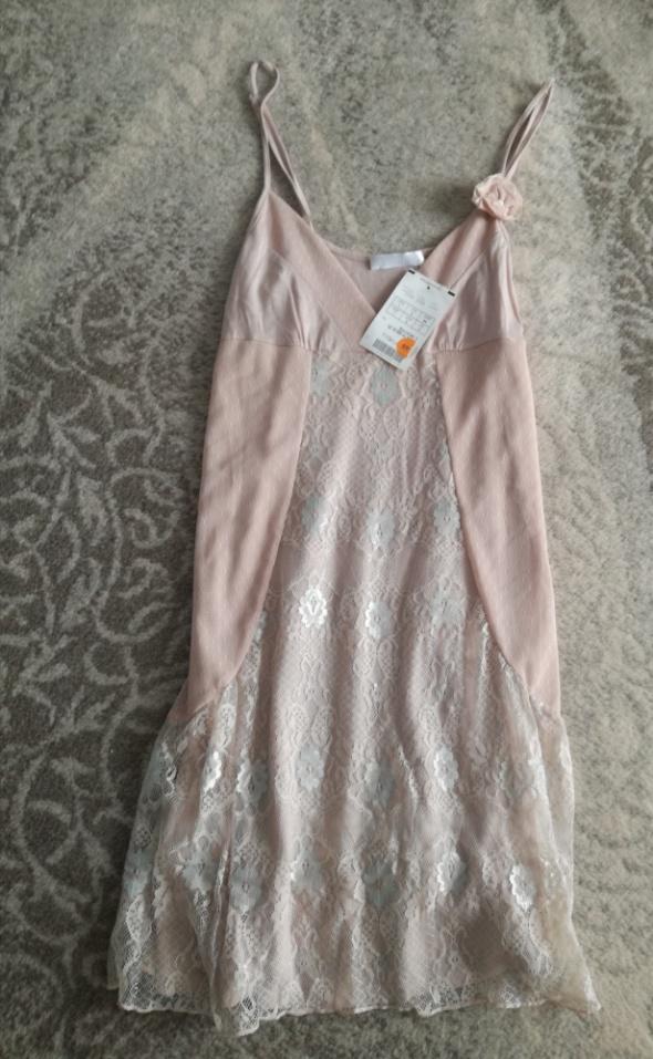 Nowa sukienka Promod...
