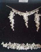 Biżuteria ślubna ABBY SWAROVSKI