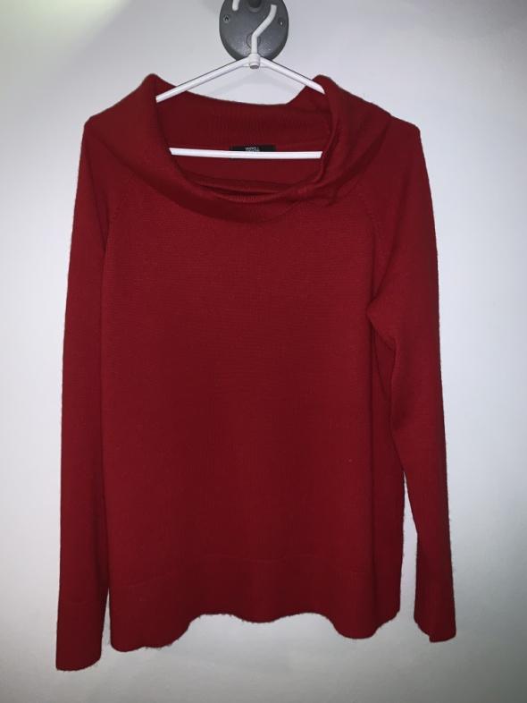 kaszmirowy sweterek Marks Spencer UK18 46
