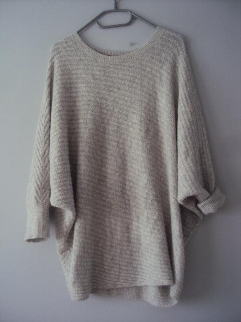 sweterek nietoperz