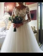 Suknia ślubna pronovias...
