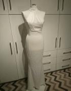 Sukienka ślubna syrenka boho...