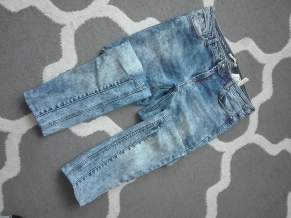 Spodnie jeansy Reserved...