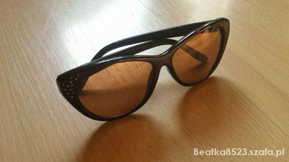 Kocie przeciwsłoneczne okulary