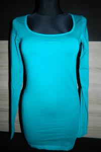 Vero Moda bawełniana bluzka tunika roz M...