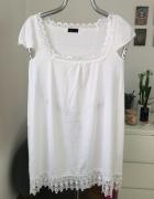 Biała koszula nocna Vero Moda L...