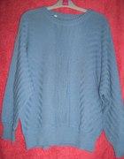 Sweter pastelowy nietoperz...