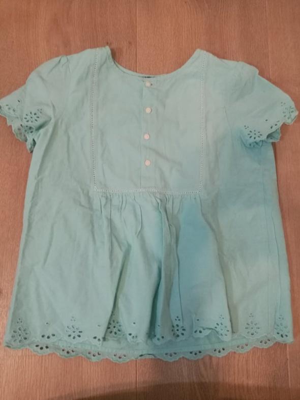 POLO Ralph Lauren miętowa bluzeczka 134 140