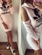 Sukienka z kapturem logo Adidas s m l xl...