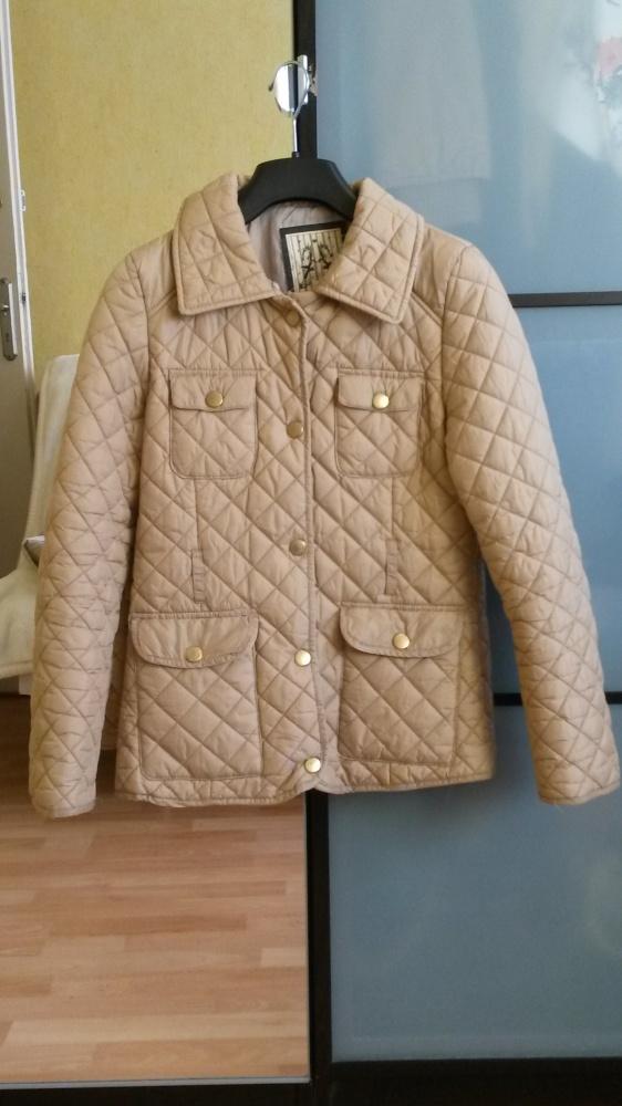 pikowana kurtka new look...