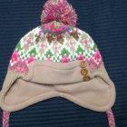 Śliczna ciepła czapka nowa bez metki