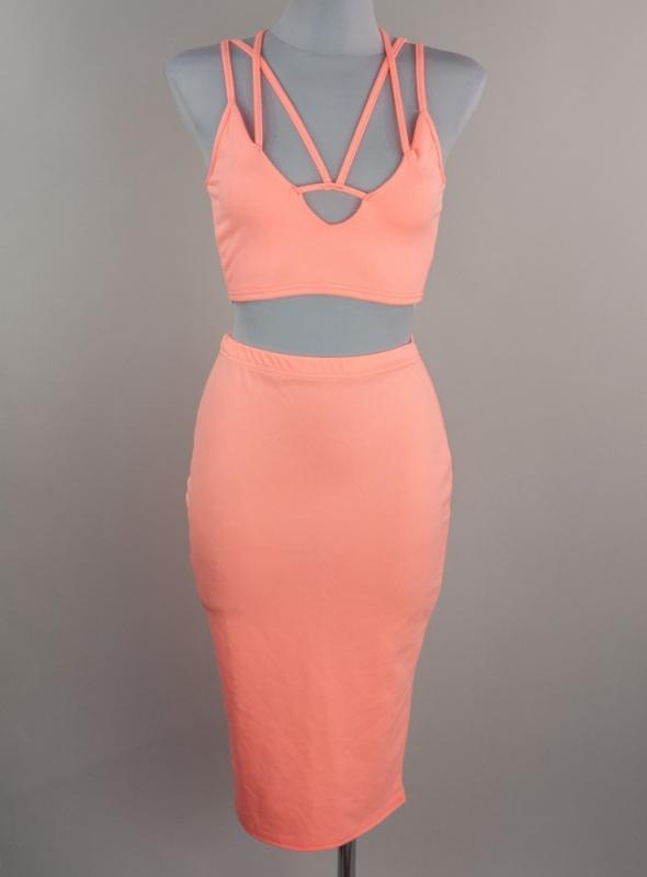 Oryginalna sukienka 2 w 1