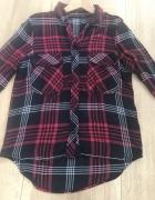 Koszula xs w czerwoną kratę Zara...