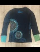 Sweterek bluza idealny Desigual 38 M cudo wyprzedaż szafy...
