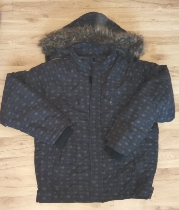 Nowa męska zimowa kurtka xl