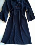 Granatowa sukienka Atmosphere 40 42...