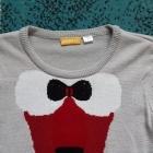 Sweterek świąteczny Mikołajka 158 164
