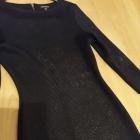 sukienka ołówkowa z zipem midi