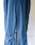 Spodnie Narciaskie Zimowe Narty XL 42 Stormberg Niebieskie...