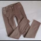 NOWE z metką spodnie rurki z przetarciami 40 L