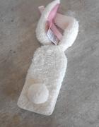 Sinsay nowe etui na telefon króliczek futrzane...